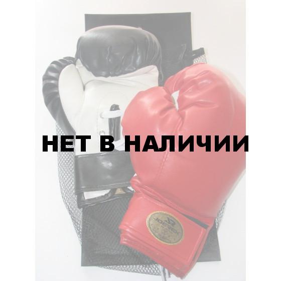 Перчатки боксерские JOEREX PU, 8 OZ, красные, JBX208