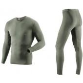 Комплект мужского термобелья Guahoo: рубашка + кальсоны (21-0470 S/DOV / 21-0470 PF/DOV)