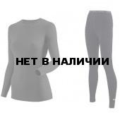 Комплект женского термобелья Guahoo: рубашка + лосины (22-0341 S-BK / 22-0341 P-BK)