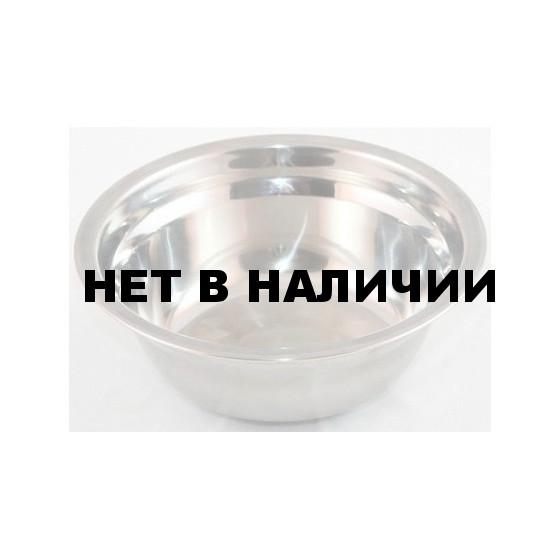 Миска СЛЕДОПЫТ нерж. d16см, 0,5л PF-CWS-P43