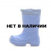Сапоги зимние детские WOODLAND ЭВА, синие 490НУ