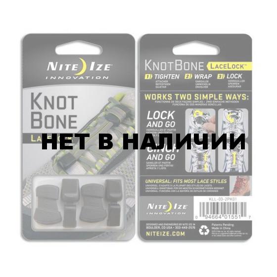Крепление для шнурков Nite Ize Бон ЛакЛок KLL-03-2PK01