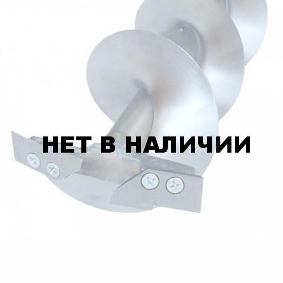 Ледобур Титан ТЛР-130Д-2НДШ 2 ножа, длин. шнек