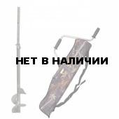 Ледобур Титан ТЛР-130Д-2НТШ 2 ножа, телеск. шнек