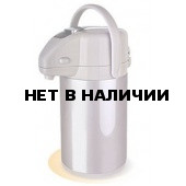 Термос с помпой Thermos Home Lever Action TPL-1300M PP 1.3L White