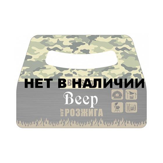 Веер BOYSCOUT для раздувания огня (картон) 61440