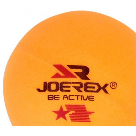 Мячи для настольного тенниса 1* Joerex NSB100