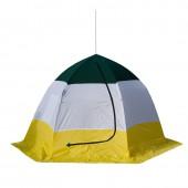Палатка рыбака Стэк ELITE 3 (п/автомат) двухслойная