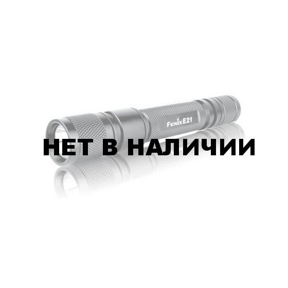 Фонарь Fenix E21 с батарейкой