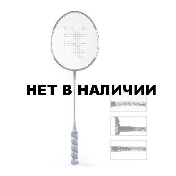 Ракетка для бадминтона Joerex JB930 в чехле (ручка - карбон)