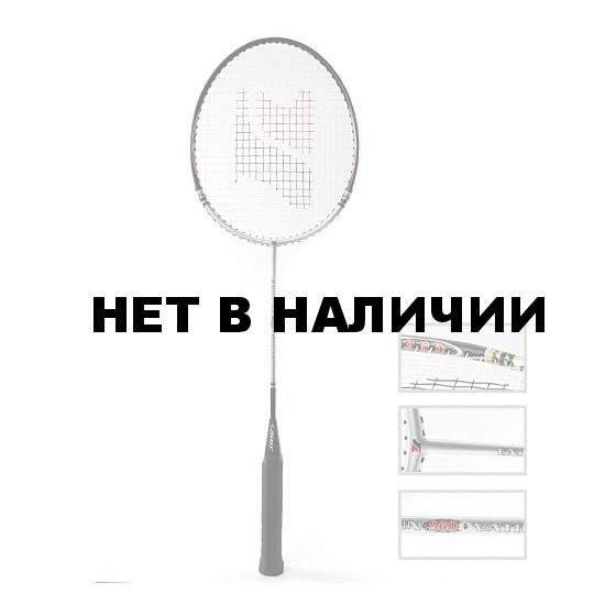 Ракетка для бадминтона Joerex JB960 в чехле (ручка - карбон)