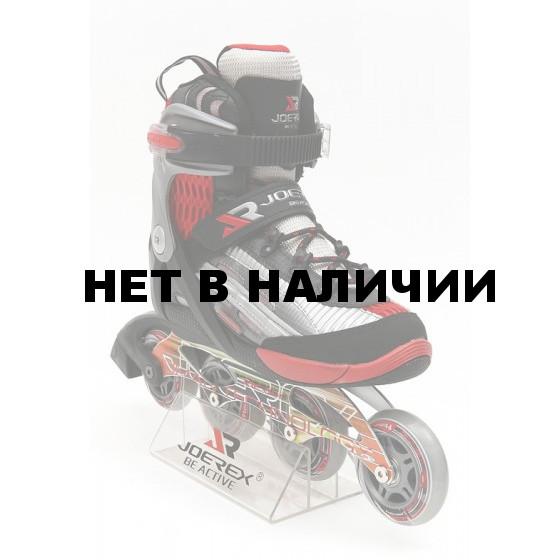 Роликовые коньки JOEREX JIS001 (красные)