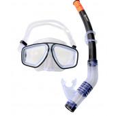 Набор маска,трубка WAVE MS-1314S6 ПВХ