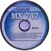 Рыболовная леска OLYMPUS-SAKAI MX 747 25м 0,22 (5787)