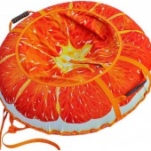 Тюбинг Сочный апельсин 110см.