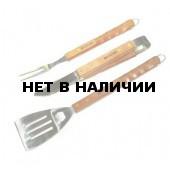 Набор Boyscout (вилка,лопатка,щипцы) 61318