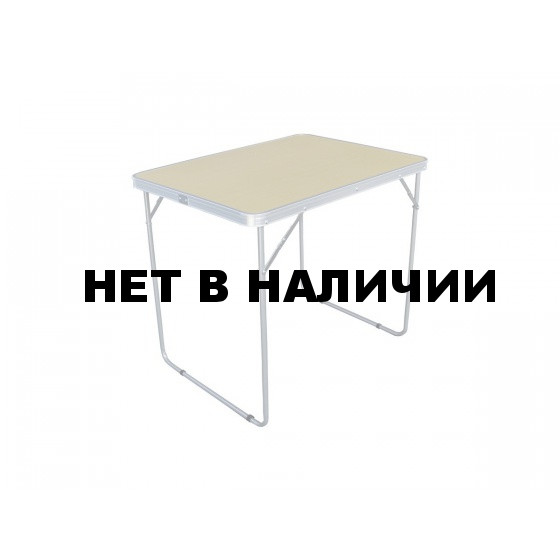 Стол складной Woodland Camping Table XL 80 x 60 x 66 см (алюминий)