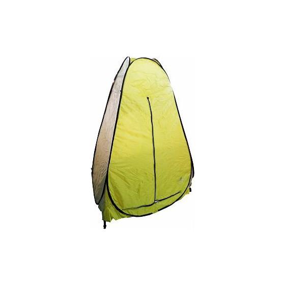 Палатка рыбака автомат SWD б/дна (8608081) желто/серый