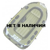 Лодка надувная Relax Fishman 300 SET (весла+насос) JL007208-1N