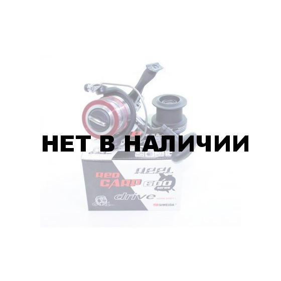 Рыболовная катушка Siweida Red Carp 600 6+1ВВ 1575017
