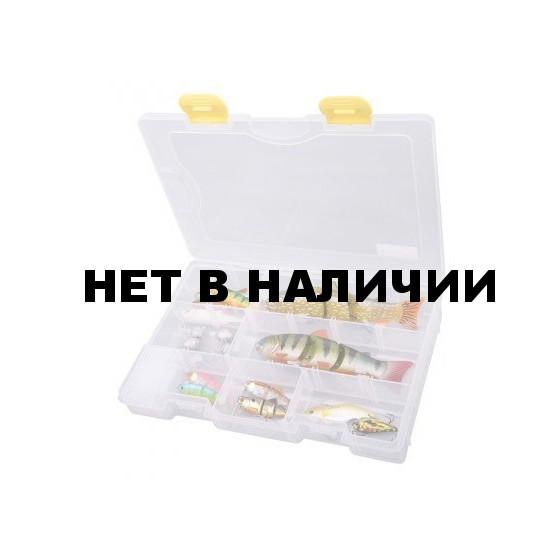 Коробка рыболовная SPRO TACKLE BOX 355x220x50mm
