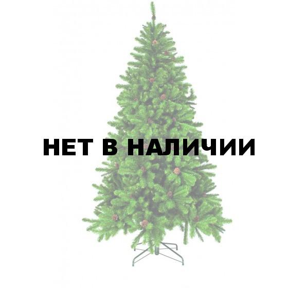 Елка Триумф Императрица с шишками 73237 (155 см)