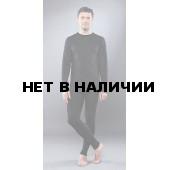 Комплект мужского термобелья Guahoo: рубашка + кальсоны ( 22-0340 S-BK / 22-0340 P-BK)