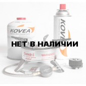 KOVEA Газовая горелка Expedition Stove Camp-1 TKB-N9703-1L