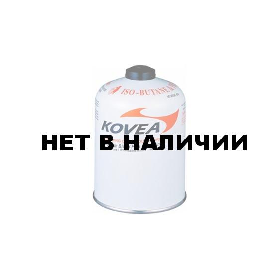 KOVEA Баллон газовый резьбовой Screw type gas 450 g KGF-0450