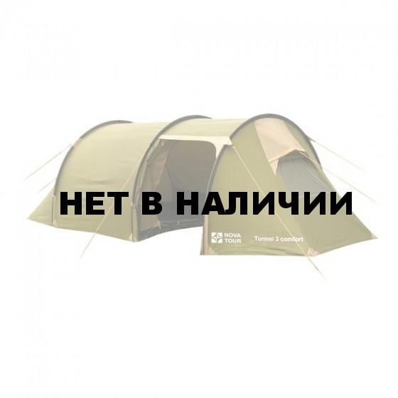 Палатка Тоннель 3 комфорт