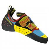 Первые скальные туфли, которые можно стирать La Sportiva OxyGym Blue/Red
