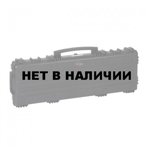 Кейс EXPLORER мод.11413.B черный с поропластом