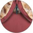 Куртка N-2B Elevon Alpha Industries red ochre