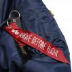 Куртка Slim Fit N-3B Parka Replica Blue Alpha Industries