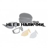 Очки Bolle RAIDER (RAIDERKIT) black комплект