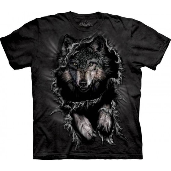 Футболка The Mountain B. through wolf