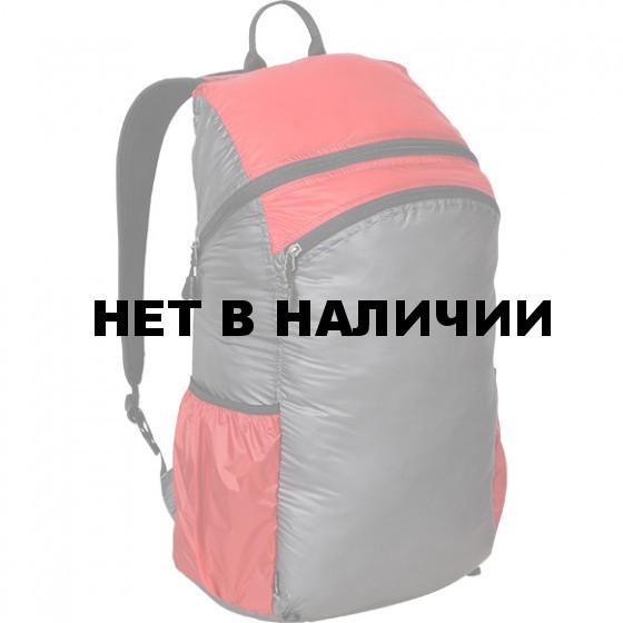 Рюкзак Pocket Pack pro 25 л серый/красный Si