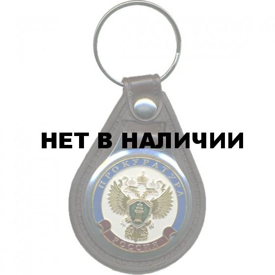 Брелок Россия Прокуратура на подложке