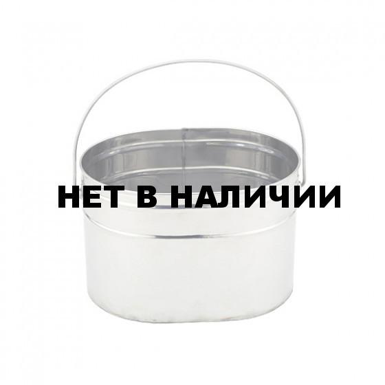 Кан нержавеющий 3 литра