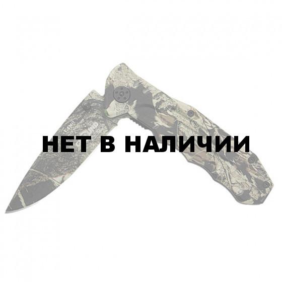 Нож складной Camo (Ground Zero)