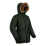 Мужская пуховая куртка-аляска Баск ONTARIO 70332