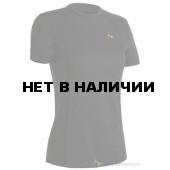 Футболка женская Баск BALANCE LADY TEE V2 ЧЕРНЫЙ S