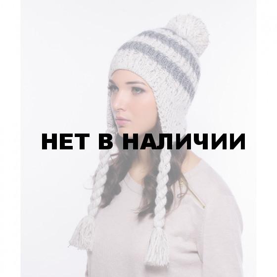 Шапка полушерстяная Marhatter женская MWU 4786/2 Белая
