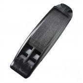 Зажим-свисток 1-20099 черный Duraflex
