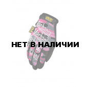 Перчатки женские Mechanix Womens Original Pink Camo M