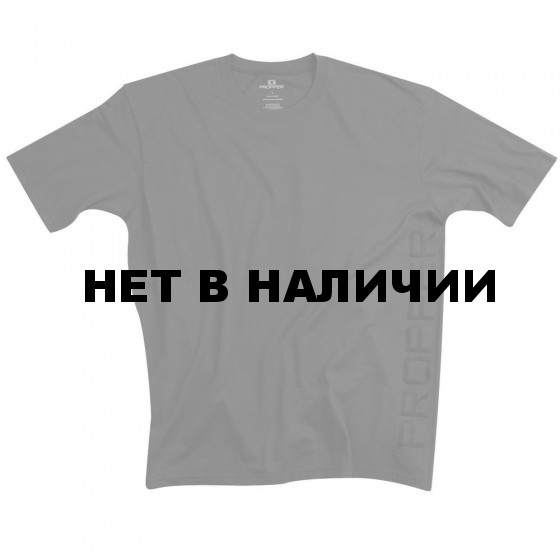 Футболка Propper Vertical Logo T-Shirt Black