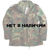 Куртка M-65 Woodland с подстежкой Alpha Industries