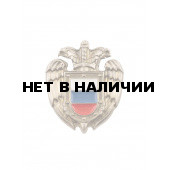 Миниатюрный знак ФСО металл
