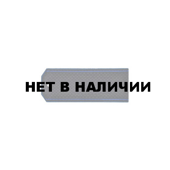 Погоны ФСБ нового образца Рядовой с кантом