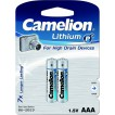 Батарейка Camelion Lithium AAA